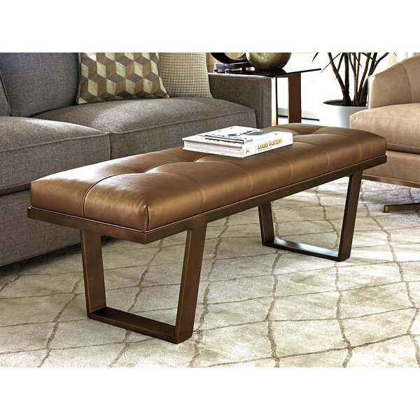 Zavala Metal Bench by Lexington