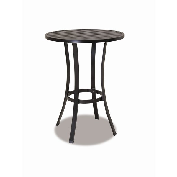 La Jolla Metal Bar Table by Sunset West