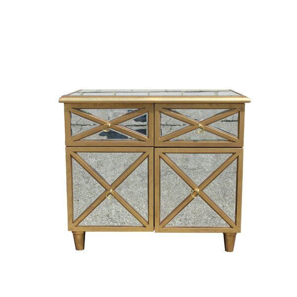 Walsh 2 Drawer Accent Chest