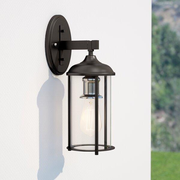 Marshall 1-Light Outdoor Wall Lantern by Trent Austin Design