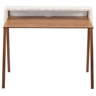 Cant Solid Wood Writing Desk