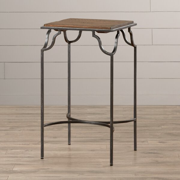 Phanto Ann End Table by August Grove