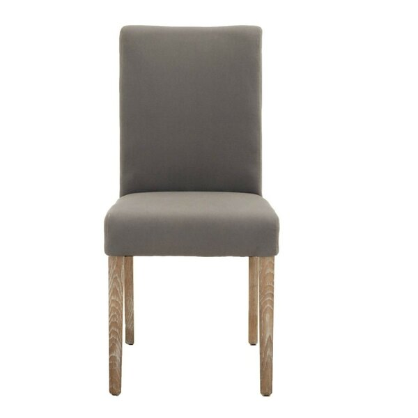 Callum Wooden Upholstered Dining Chair (Set of 2) by Foundry Select