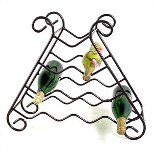10 Bottle Tabletop Wine Rack by Grace Collection