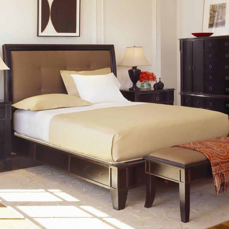 Brownstone Furniture Metropolitan Platform Configurable Bedroom Set Reviews Wayfair