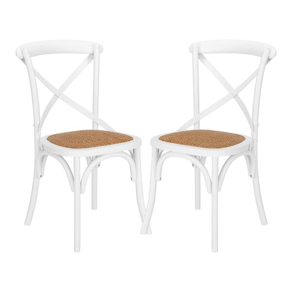 Hyacinthe Dining Chair (Set of 2) by Lark Manor