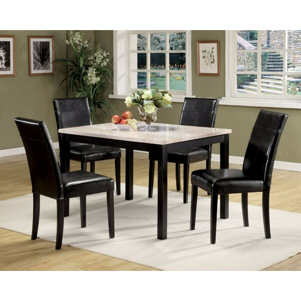 Orbison 5 Piece Dining Set by Winston Porter