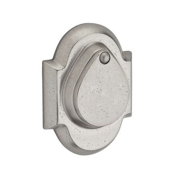 Rustic Arch Single Cylinder Deadbolt by Baldwin