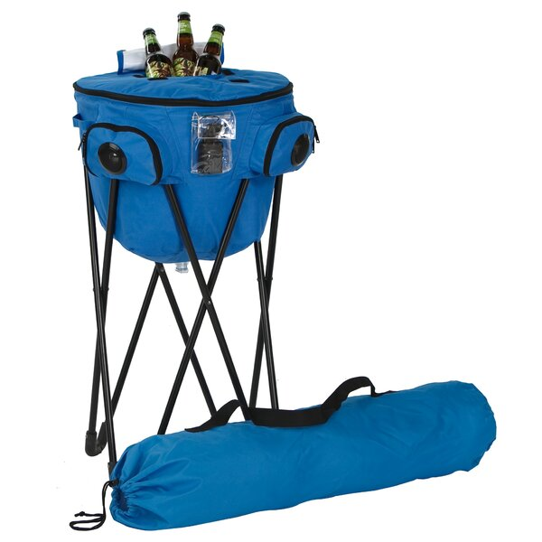 72 Can Bluetooth Music Tub Cooler by Picnic Plus