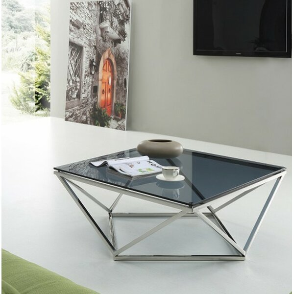 Nyla Vector End Table by Wade Logan