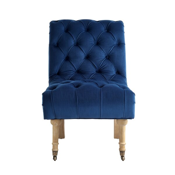Jacobus Slipper Chair by Ophelia & Co. Ophelia & Co.