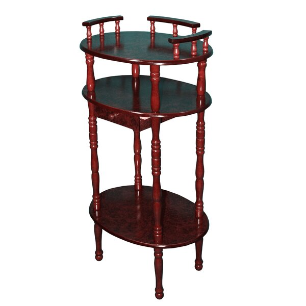 Multi-Tiered End Table by ORE Furniture ORE Furniture