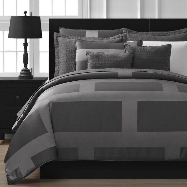 Crosstown 5 Piece Comforter Set by Orren Ellis