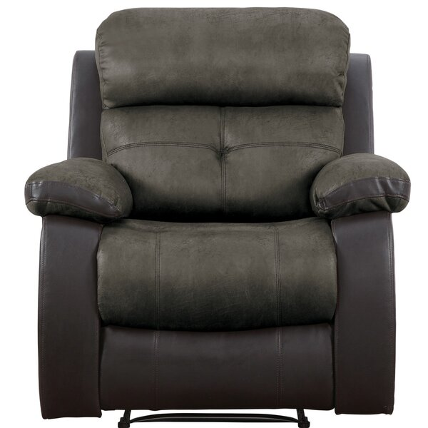 Ruckersville Faux Leather Power Rocker Recliner W003266176