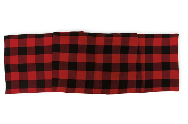 Ferrigno Buffalo Plaid Table Runner by The Holiday Aisle
