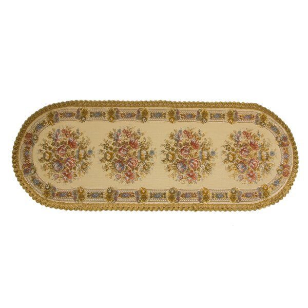 Ismael Woven Table Runner by Astoria Grand