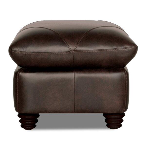 Best Price Gardner Leather Ottoman