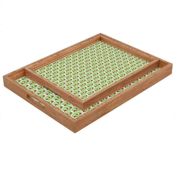 Tray by East Urban Home