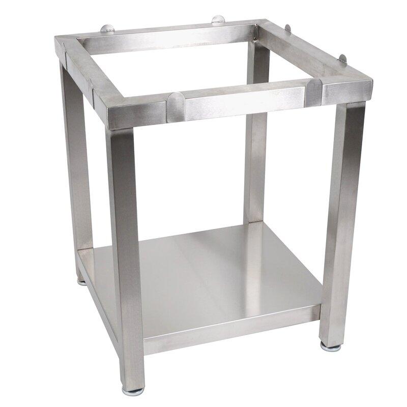 cucina americana butcher block prep table base