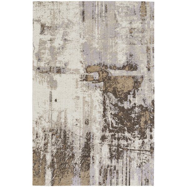 Dyson Neutral Area Rug by Williston Forge