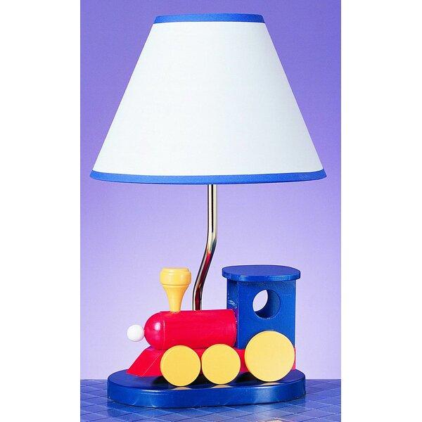 Giddens Train 15 Table Lamp by Zoomie Kids