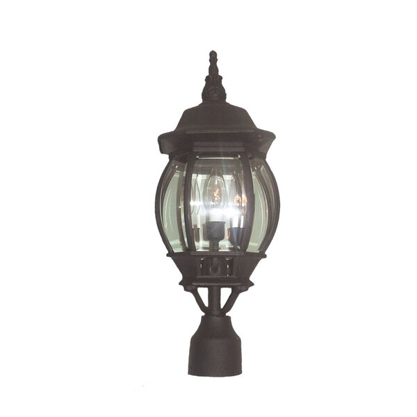 Basic 3-Light Lantern Head by Woodbridge Lighting
