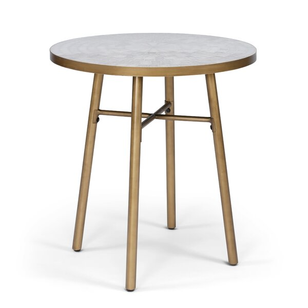 Malena Dining Table by Everly Quinn