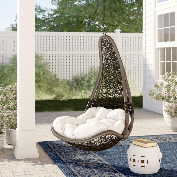 Gemmenne Swing Chair By World Menagerie