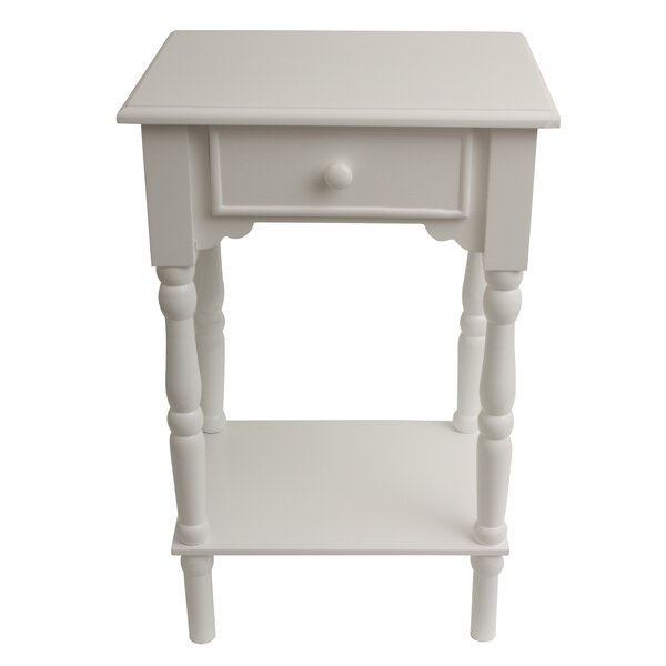 Eagan End Table by Alcott Hill
