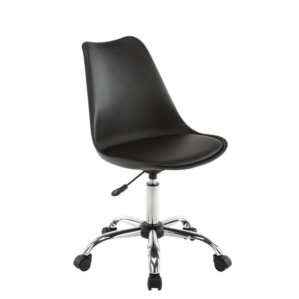 Whitlatch Adjustable Office Desk Chair by Wrought Studio
