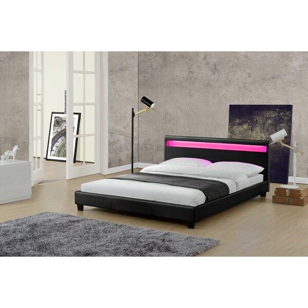 Ladwig Upholstered Platform Bed by Orren Ellis