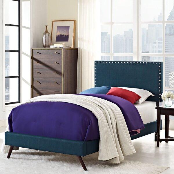 Clymer Upholstered Platform Bed By Mercer41 by Mercer41 #1