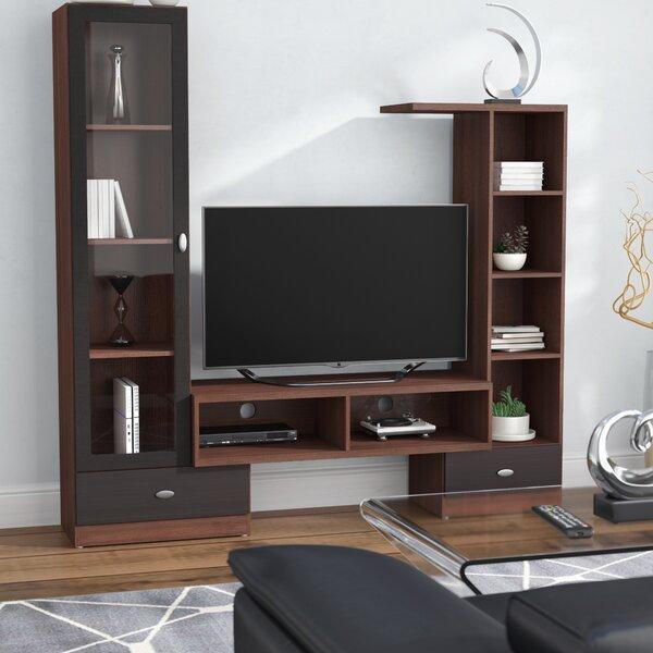 Girouard Entertainment Center for TVs up to 43 by Corrigan Studio
