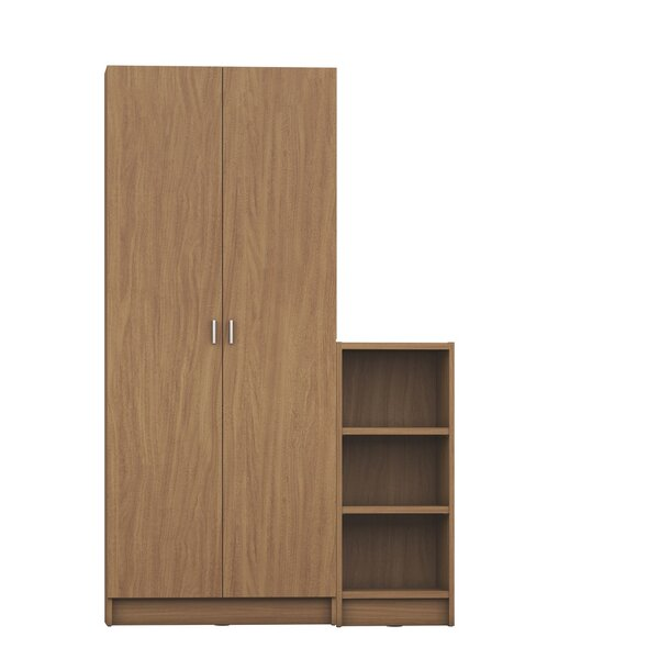 Gabriela Piece Standard Bookcase by Latitude Run