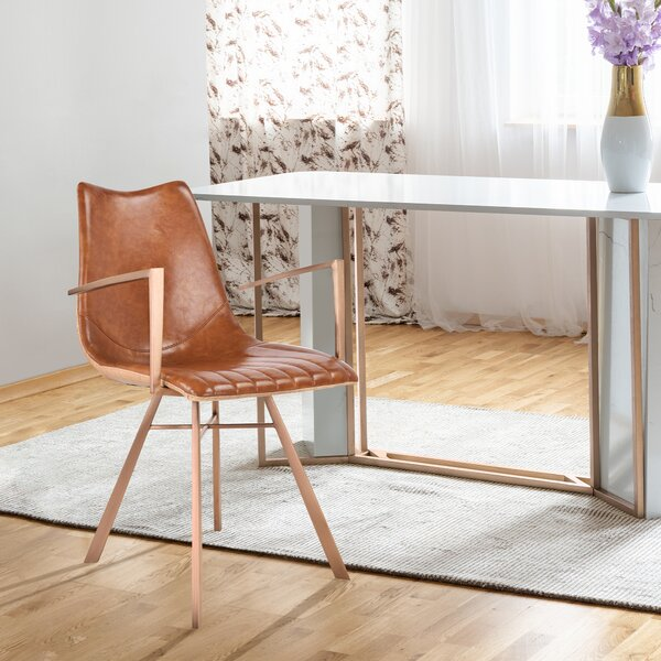 Brownsboro Upholstered Dining Chair by Brayden Studio