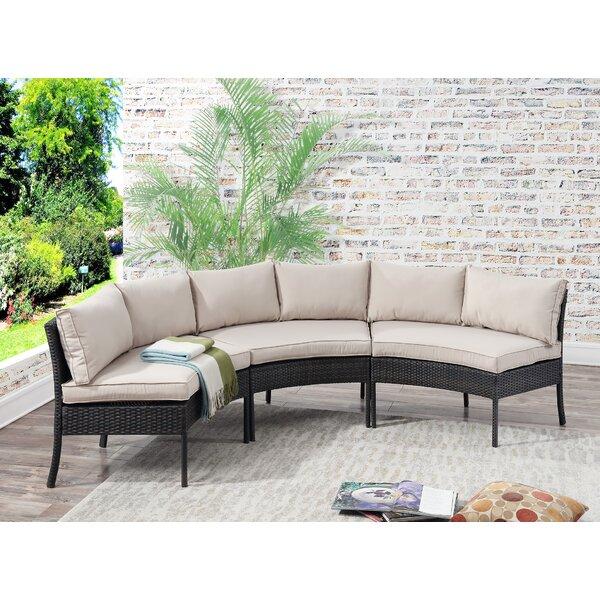 Circular Outdoor Couch | Wayfair
