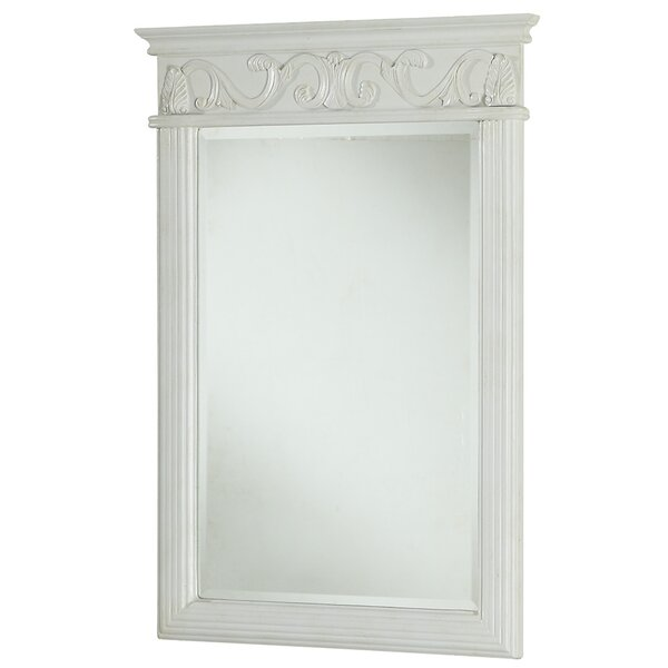 Jeremiah Bathroom/Vanity Mirror by Charlton Home