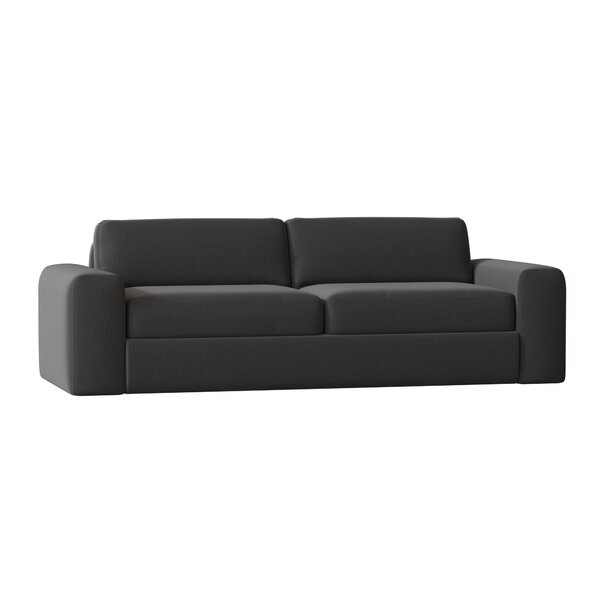Cute Style Couch Potato Condo Loveseat Sofa by BenchMade Modern by BenchMade Modern