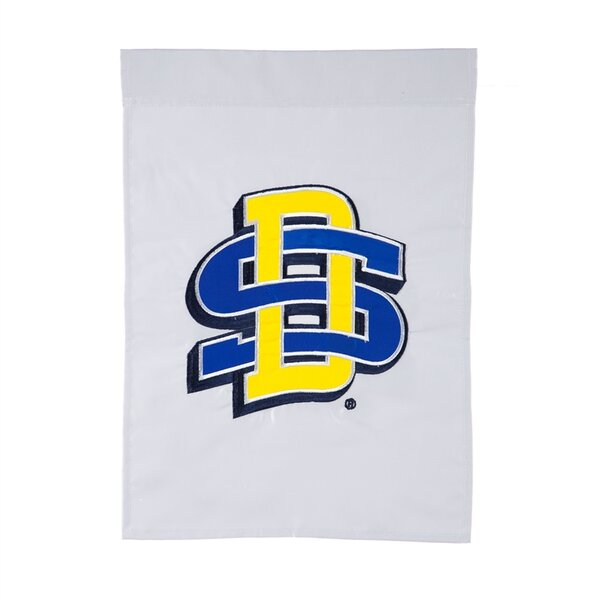 South Dakota State University 2-Sided Garden Flag by Evergreen Enterprises, Inc