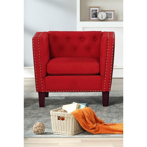 Byars Armchair by House of Hampton