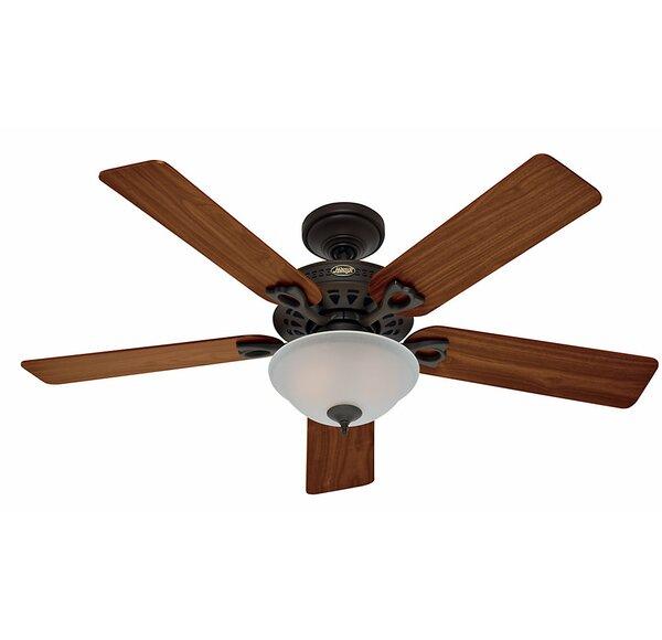 52 The Astoria 5-Blade Ceiling Fan by Hunter Fan