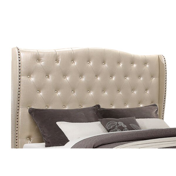 Mcmorrow Upholstered Standard Bed by House of Hampton