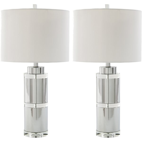 Thummepalli 27 Table Lamp (Set of 2) by Orren Ellis