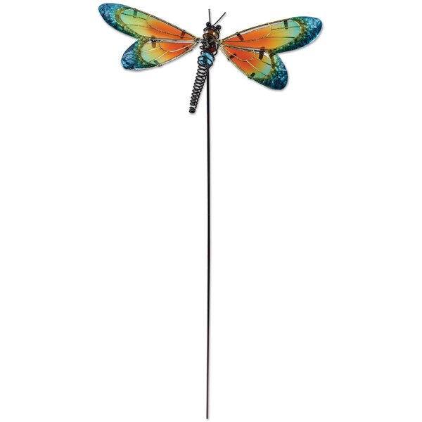 Dragonfly Garden Stake by Sunset Vista Designs Co.