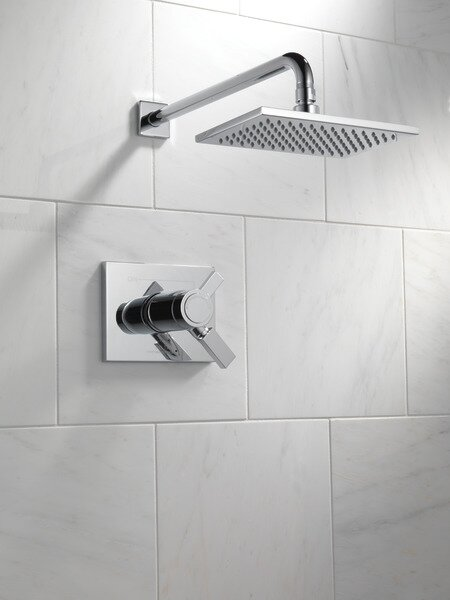 17T Series Shower Faucet Trim with Lever Handles and TempAssure by Delta