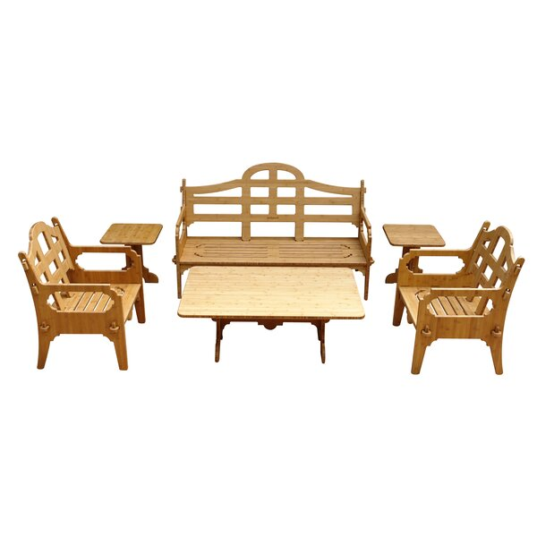 Burliegh 6 Piece Sofa Set by Loon Peak