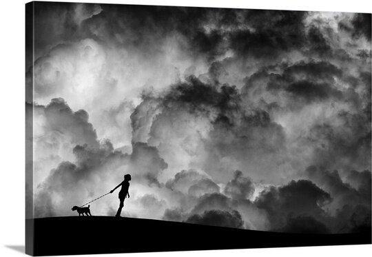 Prelude to the Dream by Hengki Lee Photographic Print on Canvas by Canvas On Demand