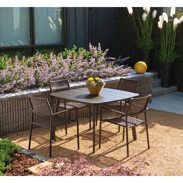 Campagna 5 Piece Dining Set by George Oliver