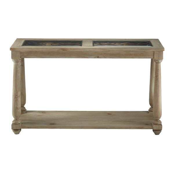 Basco Console Table By Fleur De Lis Living