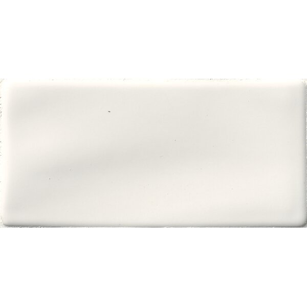3 x 6 Ceramic Subway Tile in Whisper White by MSI